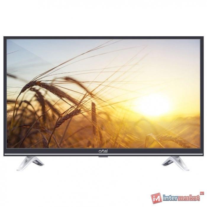 Телевизор Artel TV LED 43 AF90 G (108,5см), мокрый асфальт