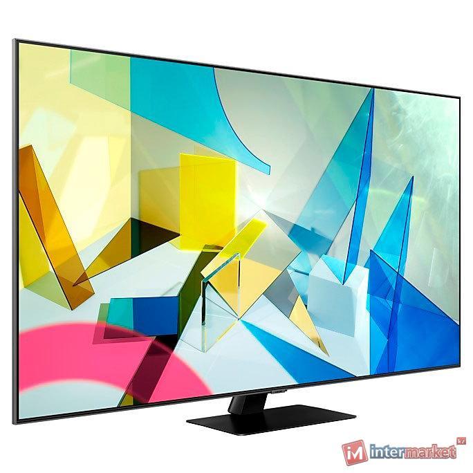 Телевизор Samsung QLED QE85Q80TAUXCE