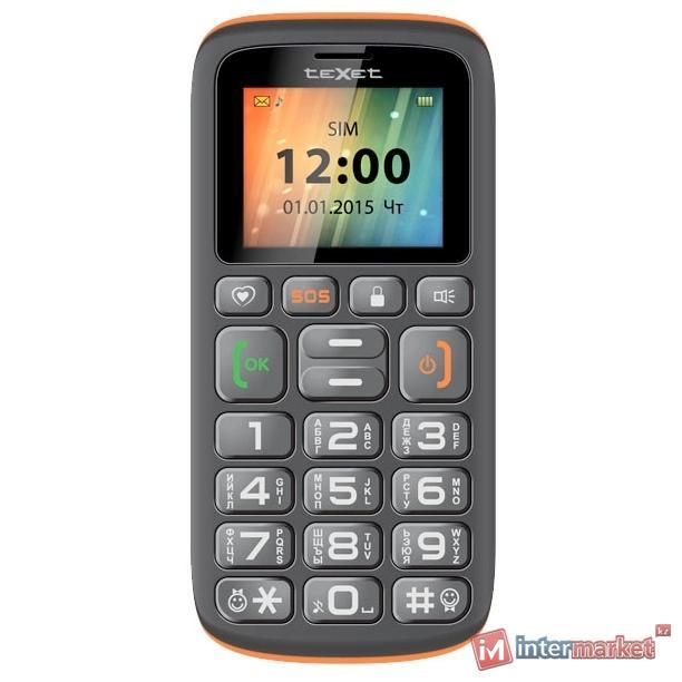 Мобильный телефон teXet TM-B115