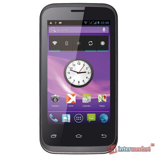 Смартфон teXet X-basic TM-4072, White