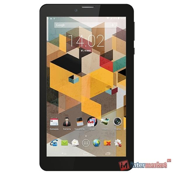 Планшет Texet TM-7052 4G, 8Gb, Wi-Fi, Black