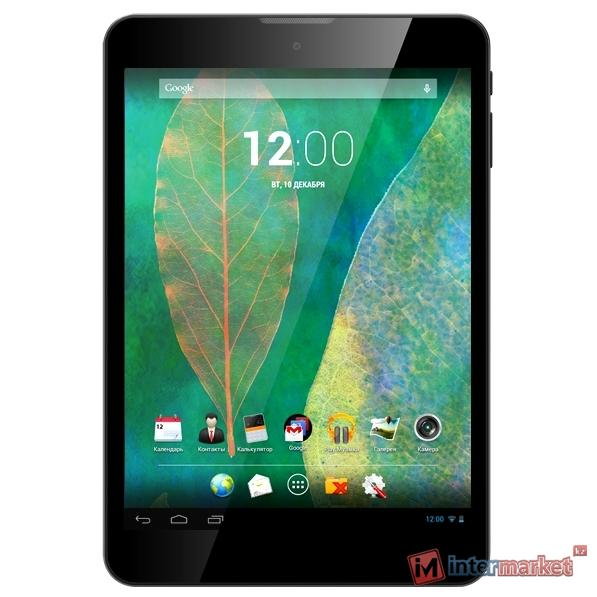 Планшет TeXet X-pad SHINE 8.1 3G, 16Gb, Wi-Fi, Titanium