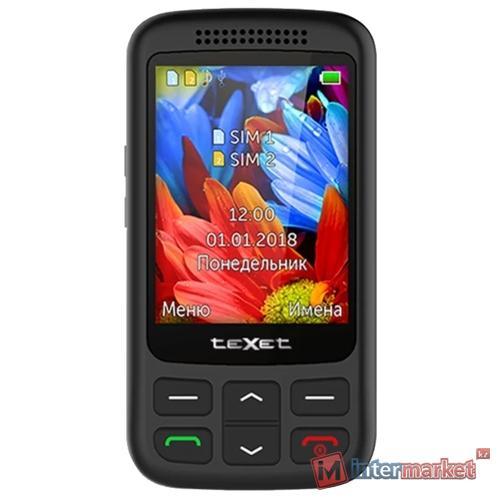 Мобильный телефон TeXet TM-501 (Black)