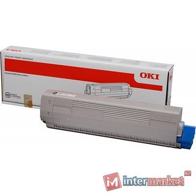 Тонер-картридж OKI TONER-K-C831/841-10K-NEU