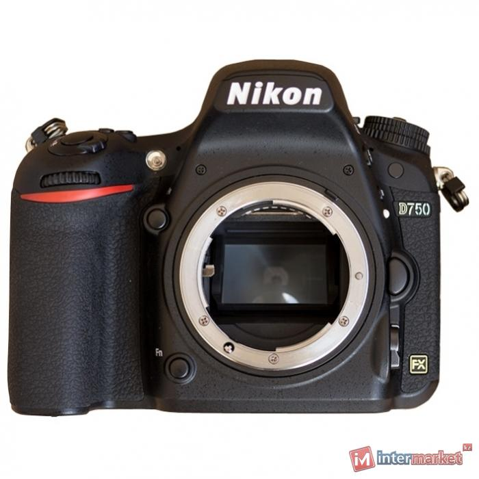 Зеркальная фотокамера Nikon D750 (FX) Body