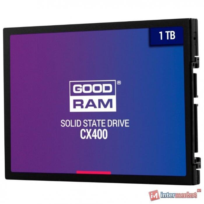 Твердотельный накопитель GoodRAM SSDPR-CX400-01T 1024 GB