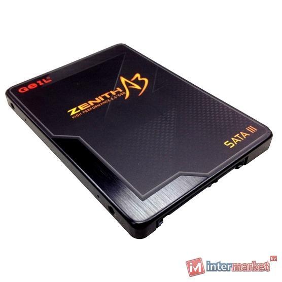 Твердотельный накопитель 240GB SSD GEIL GZ25A3-240G Z-A3