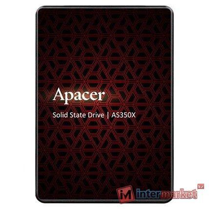 Твердотельный накопитель SSD Apacer AS350X AP256GAS350XR-1 256 GB SATA