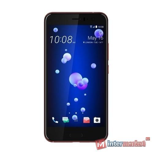 Смартфон HTC U11 64GB Silver