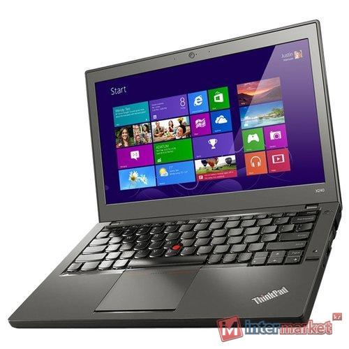 Ноутбук Lenovo THINKPAD X240 (Core i5 4300U 1900 Mhz/12.5