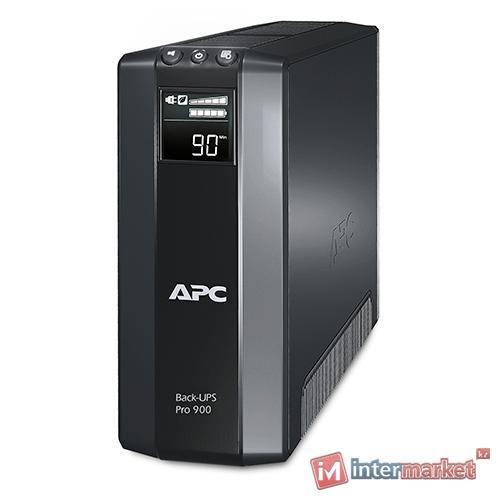 ИБП APC Back-UPS Pro 900VA, AVR, 230V (BR900G-RS)