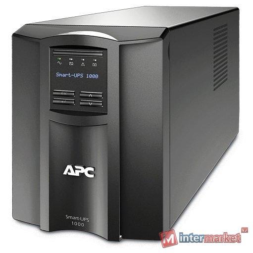Интерактивный ИБП APC by Schneider Electric Smart-UPS SMT1000I