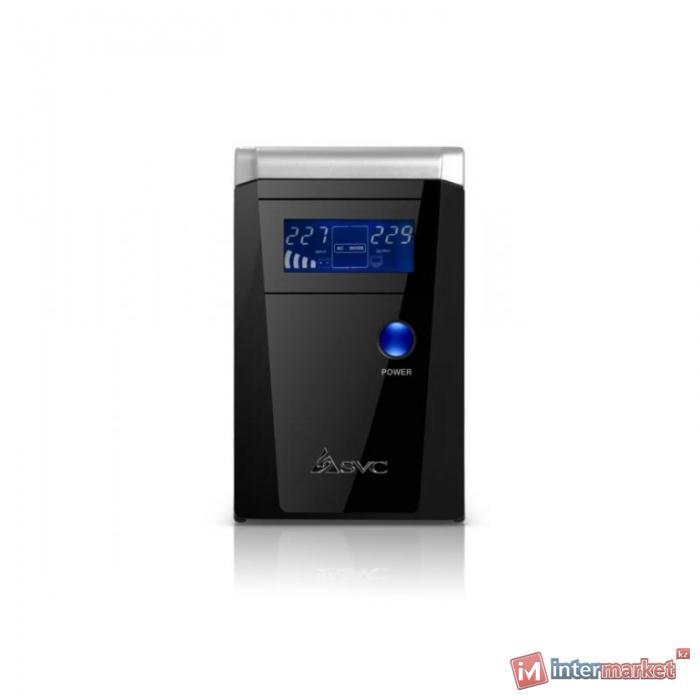 Источник бесперебойного питания UPS SVC V650-F-LCD