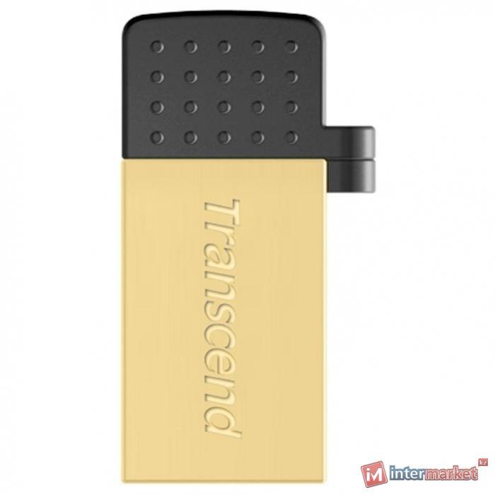 USB Flash Drive Transcend JetFlash 380G OTG (TS32GJF380G)