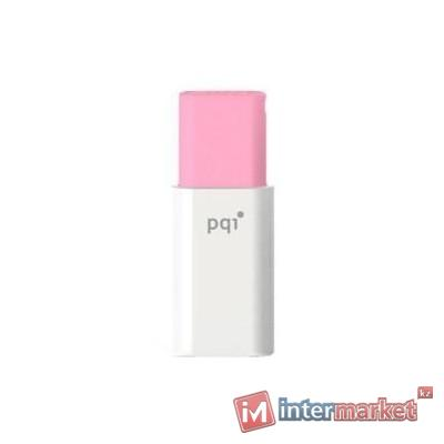 Флешка 32GB 2.0 PQI 6176-032GR2001 белый розовый