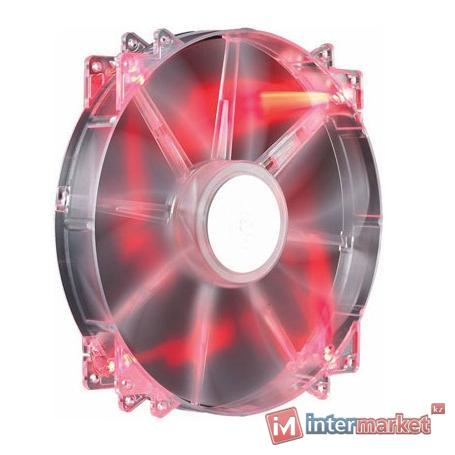 Вентилятор для корпуса Cooler Master MegaFlow 200 Red LED (R4-LUS-07AR-GP)