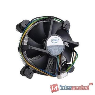 Вентилятор для процессора INTEL Original Socket 1150/ 1155/ 1156/ 1151 PWM 4-pin 80W 92х92х49 (LNC1156)