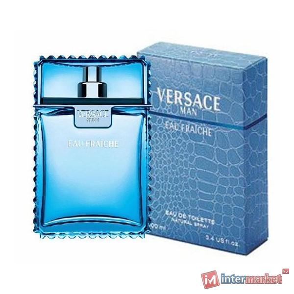 Туалетная вода Gianni Versace Versace Man Eau Fraiche, 30 мл