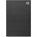 """Внешний HDD Seagate 4Tb Backup Plus Portable USB3,0 2,5"""" Черный Пластик STHP4000400"""