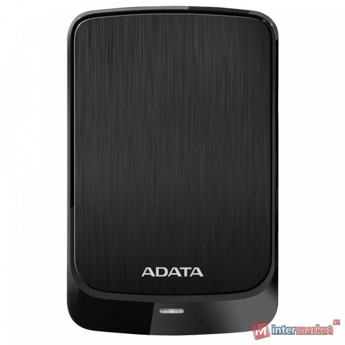 Внешний жесткий диск 2,5 2TB Adata AHV320-2TU31-CBK черный