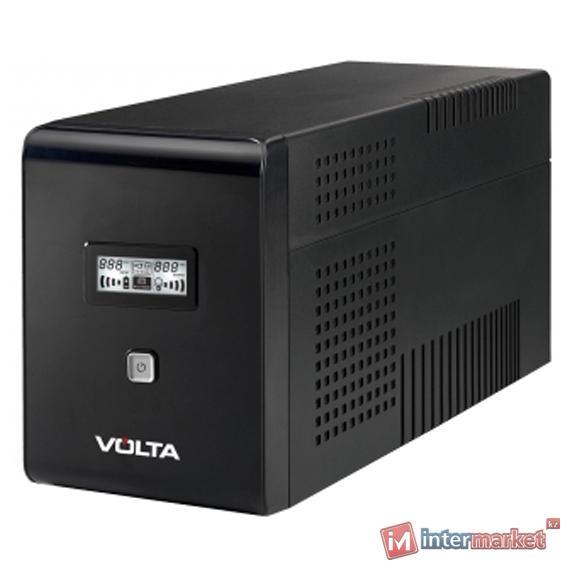 UPS VOLTA Active 1500 LCD, Black