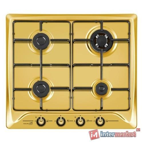 Газовая варочная панель DAUSCHER 666-GOLD