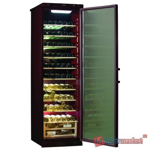 Встраиваемая винотека POZIS ШВ120, Красный