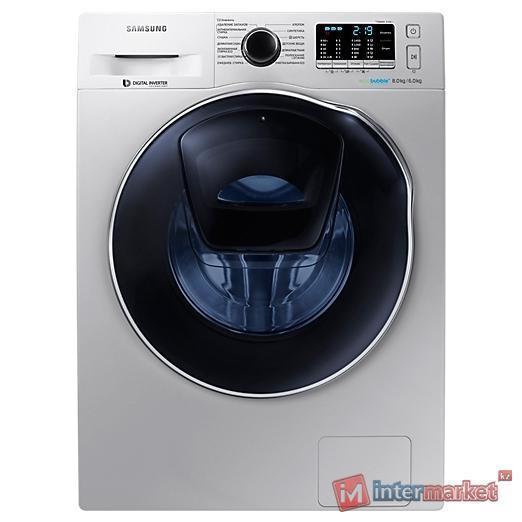 Стиральная машина Samsung WD80K5410OS/LP