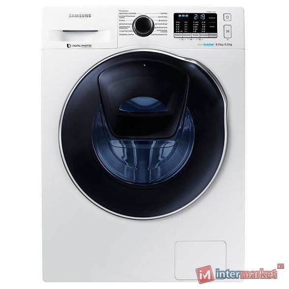 Стиральная машина Samsung WD80K5410OW/LP