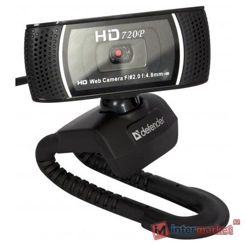 WEB-камера Defender G-lens 2597 HD 720p