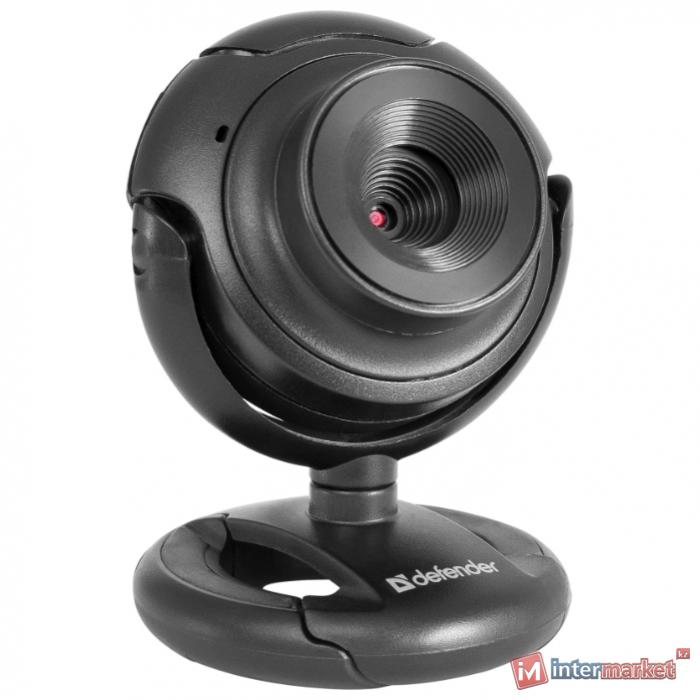 WEB-камера Defender G-lens C-2525HD Black