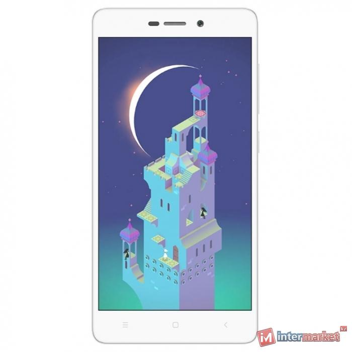 Смартфон Xiaomi Redmi 3, Silver-White