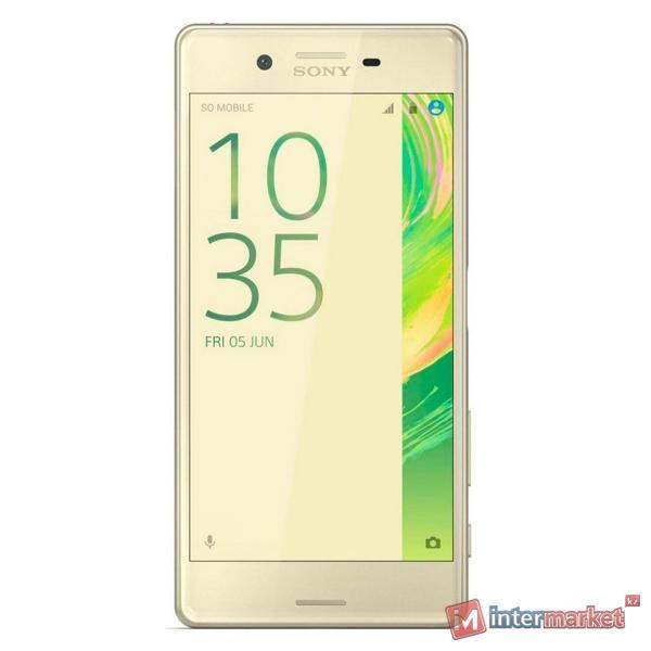 Смартфон Sony Xperia X F5122 Dual SIM (Lime Gold)