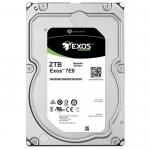 "Жесткий диск Seagate Exos 7E8 HDD 512e 2TB ST2000NM004A 3.5"" SAS 12Gb/s 256Mb 7200rpm ST2000NM004A"