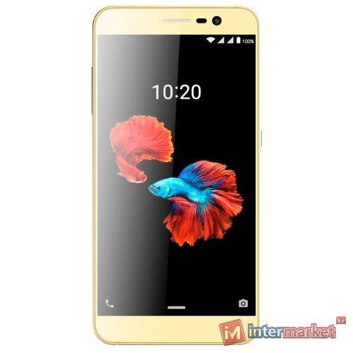 Смартфон ZTE Blade A910 16Gb, Gold
